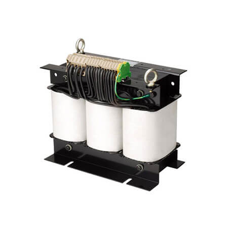 Transformateur Sec Triphasé - 3 Phase Dry Type Transformer
