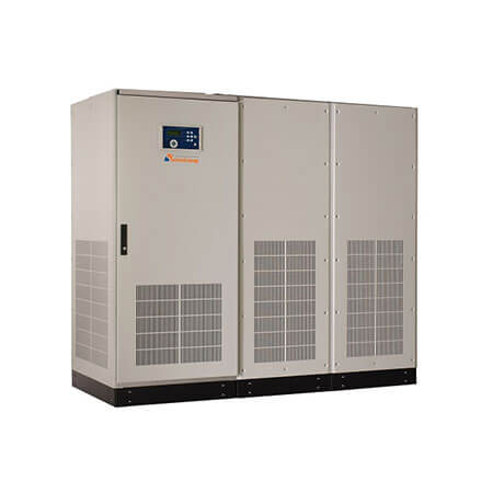 مثبت جهد ثابت - Static Voltage Stabilizer